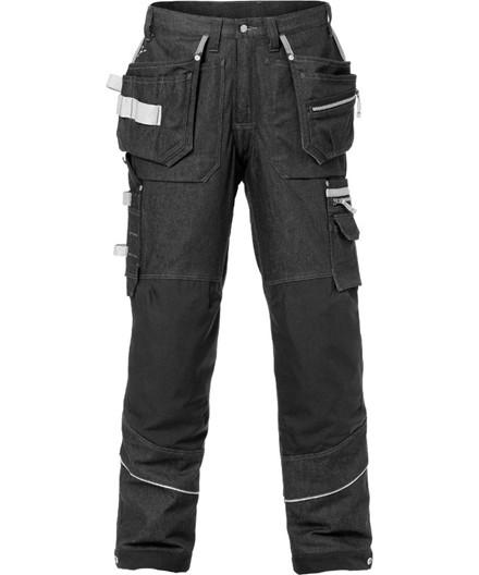 Kansas Gen Y håndværker denim stretch bukser