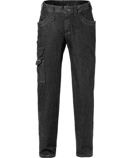 Kansas service denim stretch bukser - dame