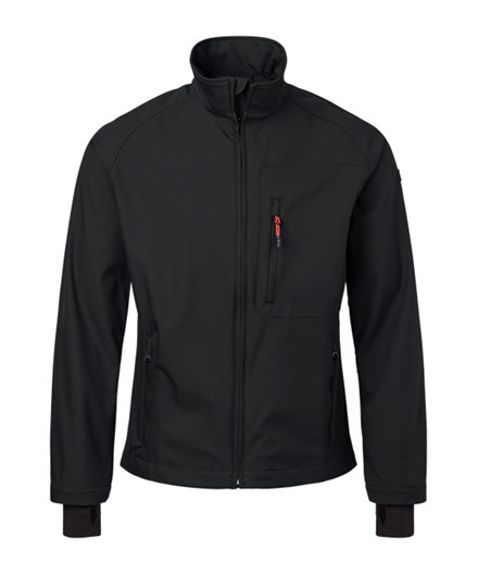 Kansas icon x softshell jakke - herre