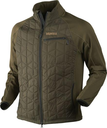 Härkila Hjartvar Insulated Hybrid jakke Willow Green