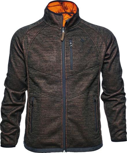 Seeland Kraft reversible fleece jakke