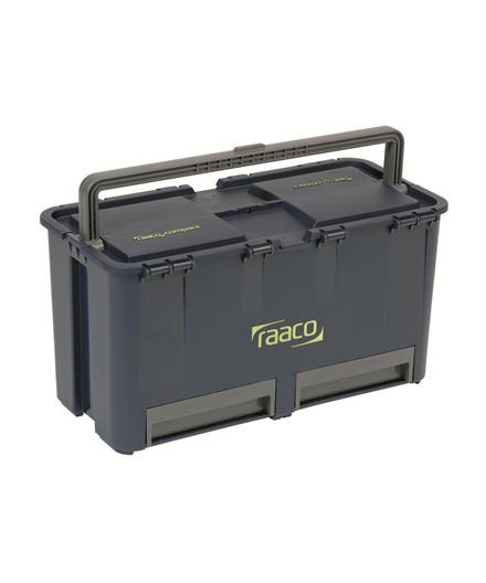 Raaco Compact 27 værktøjskasse