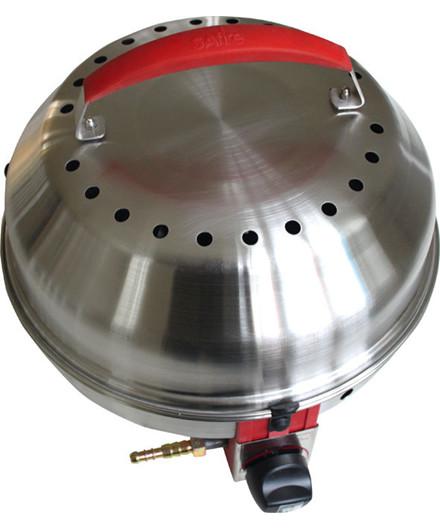 SAfire Gas Roaster - transportabel gasgrill