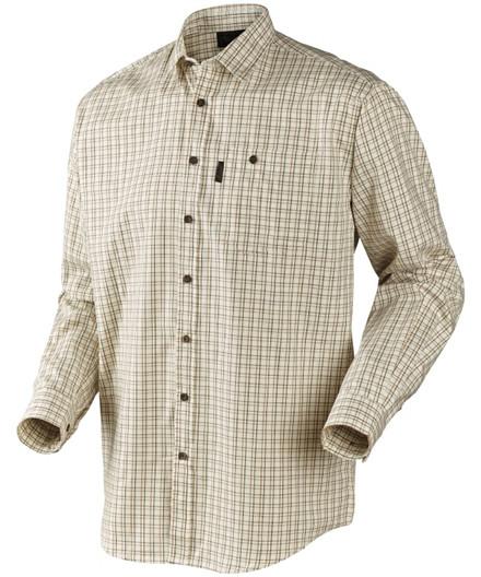 Seeland Preston skjorte - yellow check