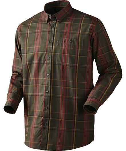Seeland Hammond skjorte - pine check