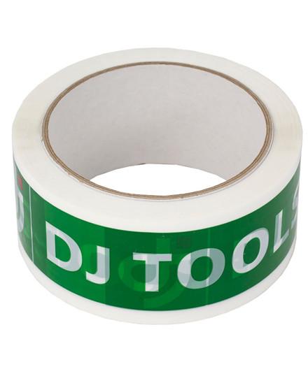DJ Tools emballagetape 1 rulle m/ 66 m