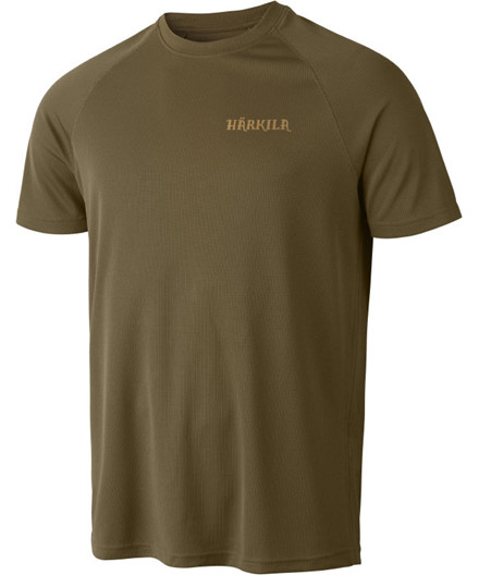 Härkila Herlet Tech T-shirt Light Khaki