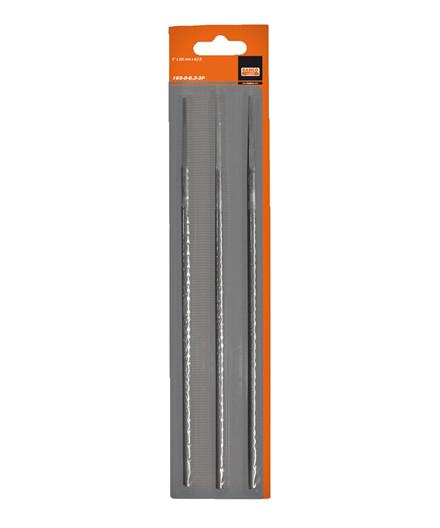 Bahco kædesavfil 5,5 mm 3 stk. u/hæfte