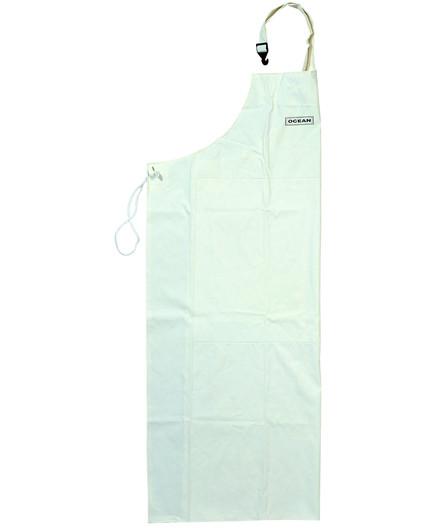 Ocean Forklæde - 300 gram PVC-belagt polyester