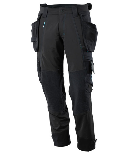 Mascot Advanced bukser m/ knælommer og hængelommer