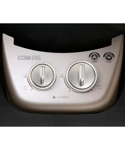 Outdoorchef Ascona 570 G sort gaskuglegrill