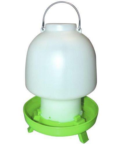 Bowlevander m/ ben 2,5 liter