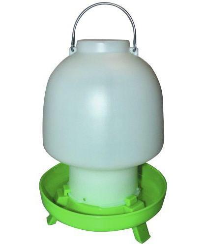 Bowlevander m/ ben 6,5 liter