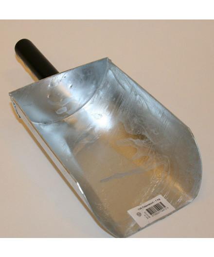 Foderskovl varmgalvaniseret - 1 kg