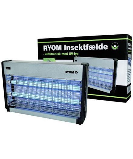 Ryom elektrisk insektdræber 2x15W