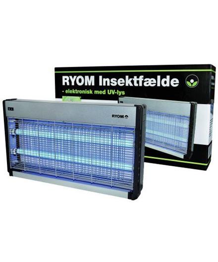 Ryom elektrisk insektdræber 2x20W