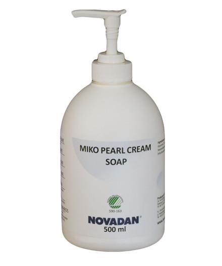 Miko Pearl Cream Soap flydende håndsæbe 500 ml