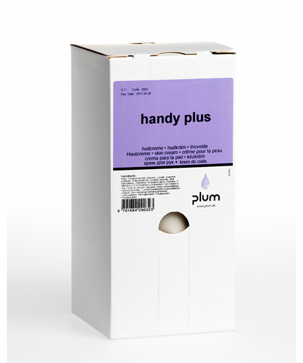 Plum Handy Plus hudplejecreme 0,7L