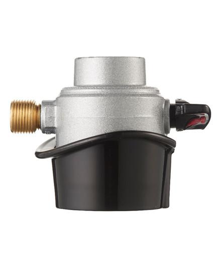 Højtrykskobling til flasker m/ click-on ventil