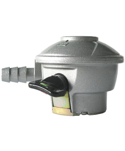 Compact Quick-on gasregulator til 6 kg alu-flaske