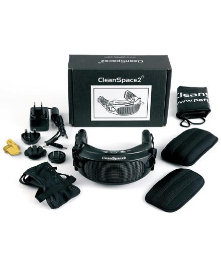 CleanSpace2 motorenhed m/ HEPA-støvfilter TM3/P3