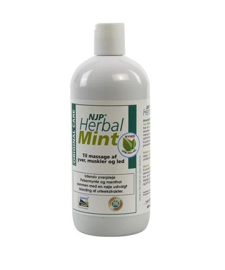 NJP Herbal Mint liniment 500 ml