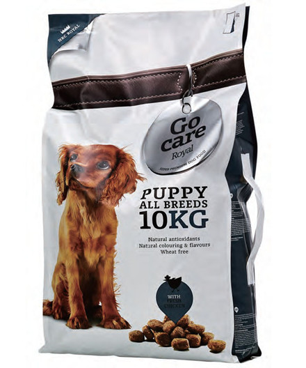 Go Care Royal Puppy All Breeds hundefoder 10 kg