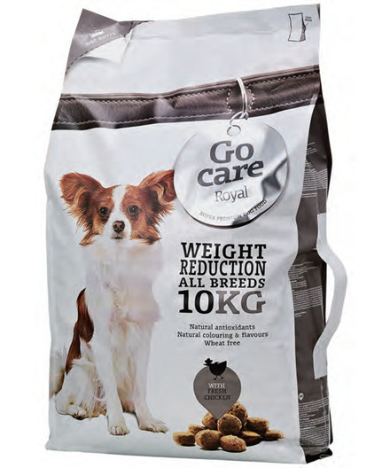 Go Care Royal Weight Reduktion hundefoder 10 kg