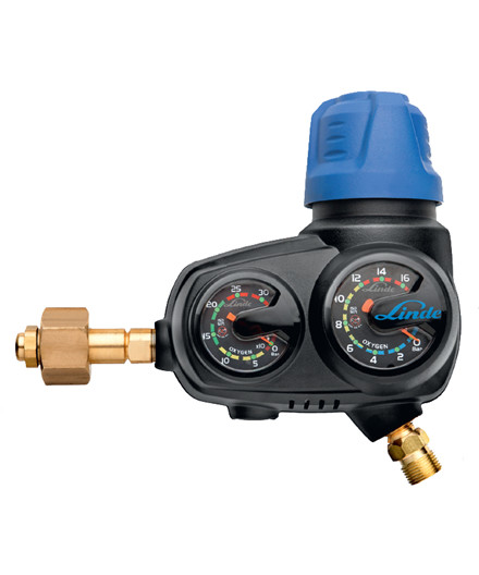 AGA SMOOTHFLO Regulator oxygen