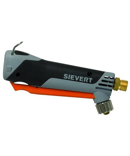 "Sievert Promatic håndtag 3/8"" m/ piezo-tænding"