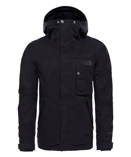 The North Face Men's All Terrain III Zip-In Jacket