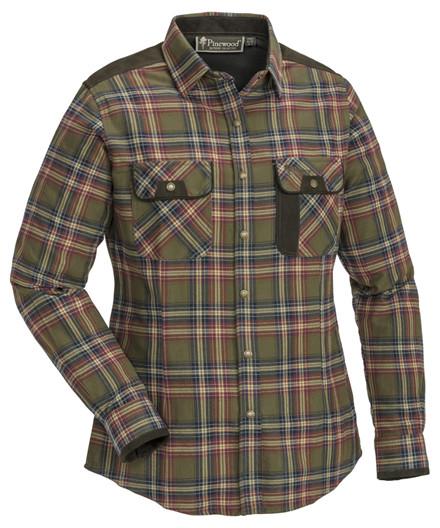 Pinewood Prestwick skjorte - dame