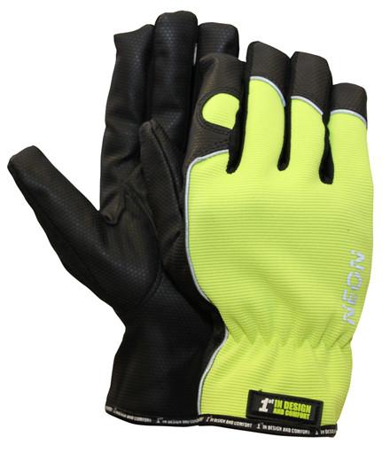 1st Neon handske