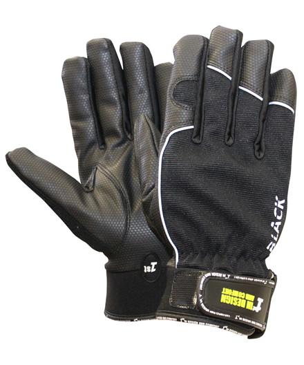1st Black handske