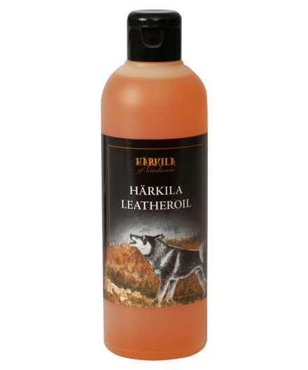 Härkila Leather Oil - neutral læderolie