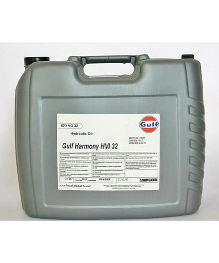 Hydraulikolie HVI 32 - 20 liter