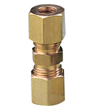 Samleunion til 8 mm kobberrør lavtryk