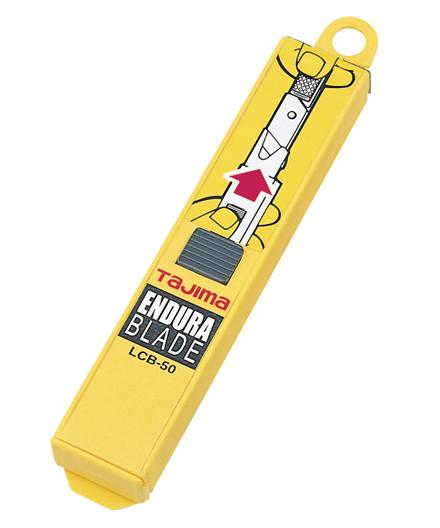 Tajima LCB 50N blade til hobbykniv 10 stk. 18 mm