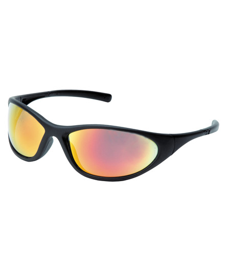 Pyramex Zone 2 sikkerhedsbrille - orange glas