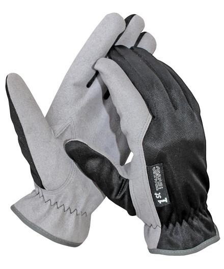 1st Technic handske grå