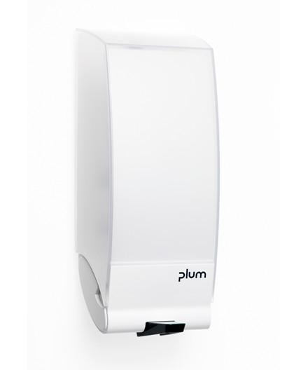 Plum CombiPlum hvid plast dispenser - 1L