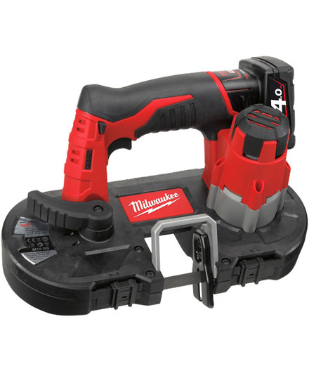 Milwaukee M12 BS-402C akku båndsav