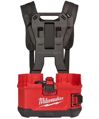 Milwaukee M18 BPFPH-0 SWITCH TANK pumpeenhed - ekskl. batteri og lader