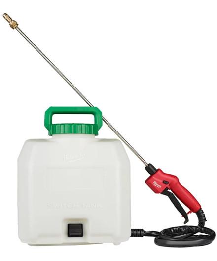 Milwaukee M18 BPFP-CST SWITCH TANK 15L kemisk sprøjtebeholder