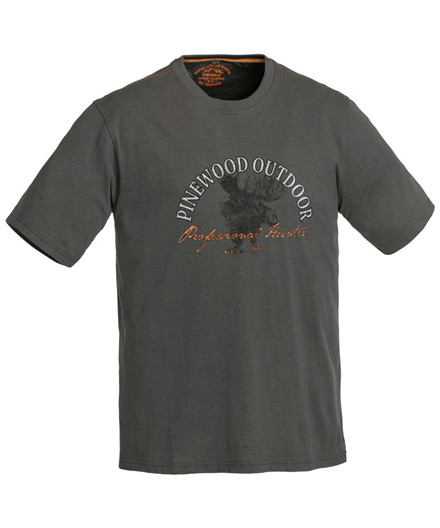 Pinewood T-shirt Moose