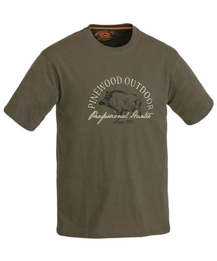Pinewood T-shirt Wild Boar