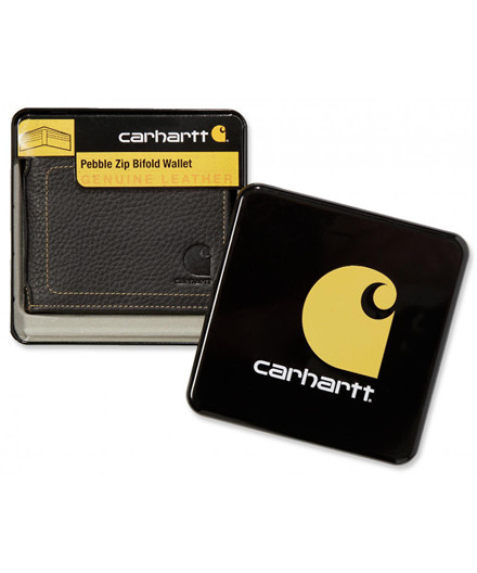 Carhartt Pebble Zip Bifold Wallet