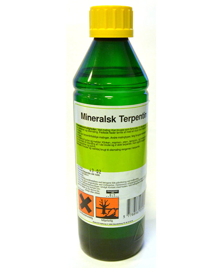 Mineralsk terpentin 0,5L