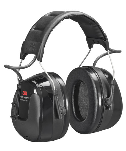 3M Peltor WorkTunes Pro FM høreværn