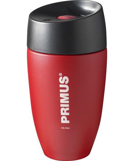 Primus C&H Commuter Mug - termokrus 0,3L - rød